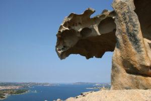 Palau roccia dell'orso